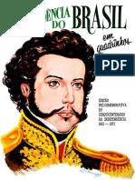 A Independência Do Brasil - (Quadrinhos)