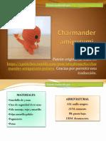 Charmander Amigurumi