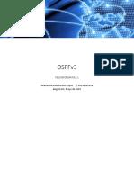 Informe  Ospfv3