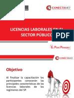 05. DGGRP - Licencias Laborales en El SP