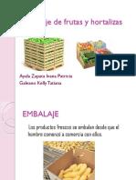 Embalaje de Frutas y Hortalizas