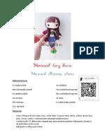 Song Xiao Duo - Mermaid Princess Anna - English Translation
