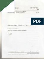 Bridas de HD NTP ISO 7005-2