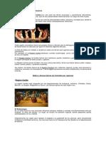 Danzas Tipicas Colombianas Texto