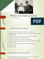 Freud e a Educacao Kupfer Aula 22.03