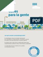 Presentacion Calles Para La Gente Calle Güemes Mar Del Plata