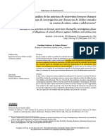 Analisis de entrevistas forenses en Colombia
