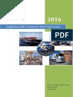 TEMA 1 - Introducción a La Logística Internacional