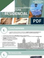 Arq. Residencial en Arequipa