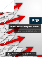 Síntesis Económica Región de Atacama 2017