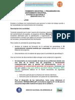 Rap3_gestion Del Mantenimiento Industrial