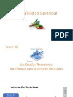 CG_Sesión 02 - Estados Financieros