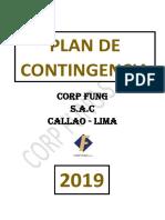 Plan de Contingencia -Corp Fung s.a.c