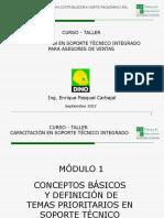 CURSO DINO SEP 2107 MÓDULO 1