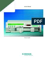 B.braun Perfusor Fm - Service Manual