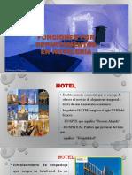 Funciones Por Departamento en Hotelería
