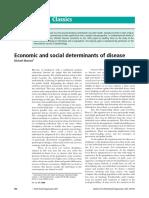 economic and social determinants of disease.pdf