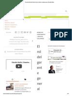El rol del Gerente General bajo las últimas modificaciones _ Estudio Muñiz