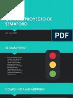 Guia Del Proyecto de Semaforo