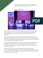 20-05-2019 - Motiva SSP a jóvenes guaymenses en temas preventivos - H.canalsonora.com