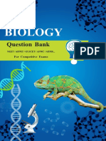 Biology Question Bank GSB-1