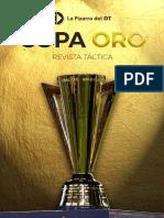 Revista táctica de la Copa Oro 2019