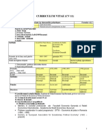 CV Membru IovituMariana