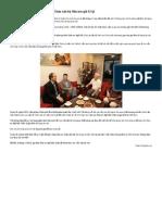 Chính phủ cấp cho GS Ngô Bảo Châu căn hộ Vincom giá 12 tỷ