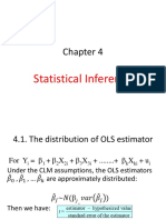Chapter4_statistical Inference New