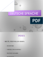 Deutsche Sprache EDITED
