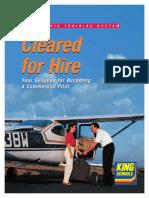 Commercial Pilot License Syllabus