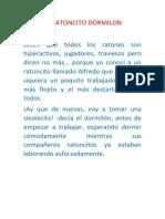 EL RATONCITO DORMILON.docx