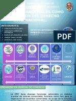 Grupo 4 Organismos Internacionales.como Sujeto Del Di