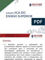 Apresentação de Didática do Ensino Superior.pdf