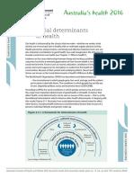 Social Determinants Health
