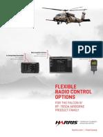 Airborne Radio Control Falcon III Rf 7850a Br (1)