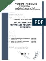 GEologia y Tipos de La Pendiente Del Rio Moquegua