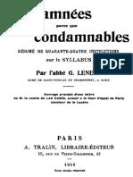 Colleville Ludovic - Les Dessous de La Séparation