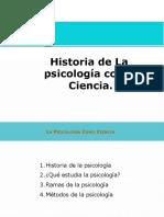 Copia de Historia de La Psicologia