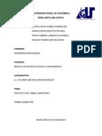 Proyecto Modulo