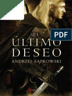 El último deseo (Andrzej Sapkowski)
