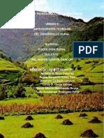 Unidad 6 Sociologia Rural