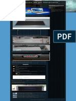 Reparaciones de Pc Hardware Canaima Letras Azules Se Ve La Pantalla Oscura