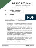 Informe de Calificación- Archivar