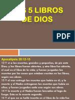 Los 5 Libros de Dios