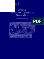 Dating the Oldest Egyptian Star Map - Ove Von Spaeth.pdf