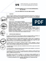 BASES SUBASTA CREDITOS Nº 003-2012-MEF-FONAFE
