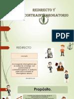 Redirecto y Contrainterrogatorio