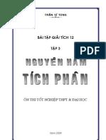 com BaiTapGiaiTich12 Tap3 NguyenHam TichPhan TranSiTung