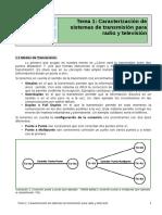 Tema1 - Caracterización Sistema RTV